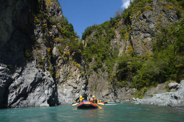 Waiau Raft 2 Day Adventure